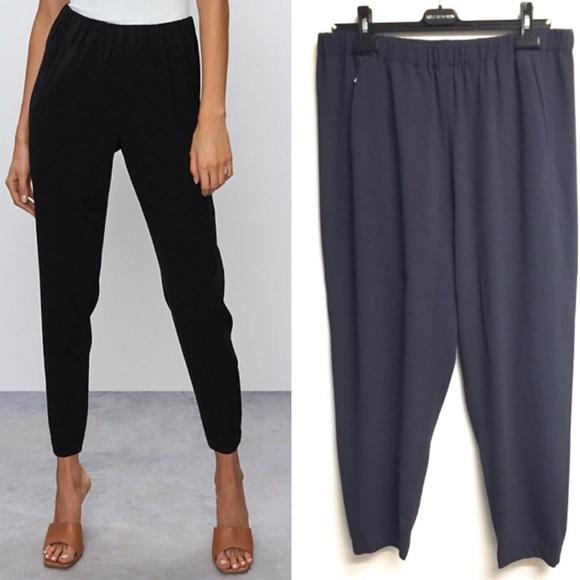 ARITZIA  (DARK GREY/BLUE) Babaton Dexter Pant XL